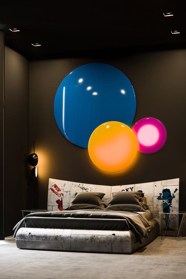 Phòng ngủ đẹp như tranh mà bất cứ cô gái nào cũng mê mẩn - Ảnh 3.