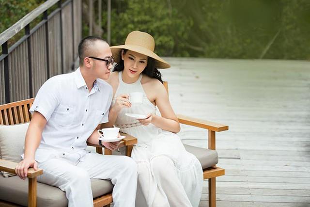 Siêu mẫu sớm từ bỏ sự nghiệp, ra Hà Nội cưới thiếu gia giờ như thế nào? - Ảnh 6.