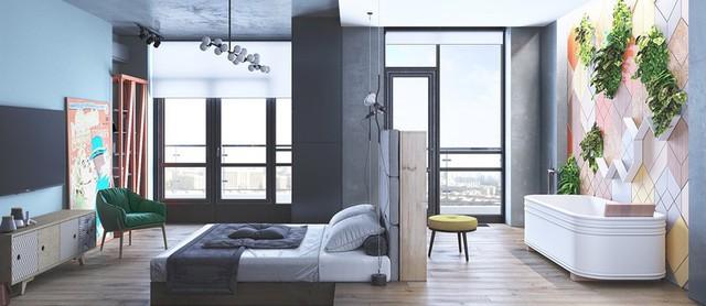 Phòng ngủ đẹp như tranh mà bất cứ cô gái nào cũng mê mẩn - Ảnh 6.