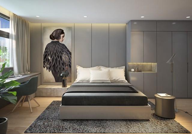 Phòng ngủ đẹp như tranh mà bất cứ cô gái nào cũng mê mẩn - Ảnh 9.