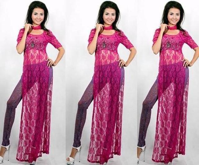 Không chỉ ca sĩ người Mỹ, mỹ nhân Việt cũng từng bị chỉ trích dữ dội vì mặc áo dài phản cảm - Ảnh 5.