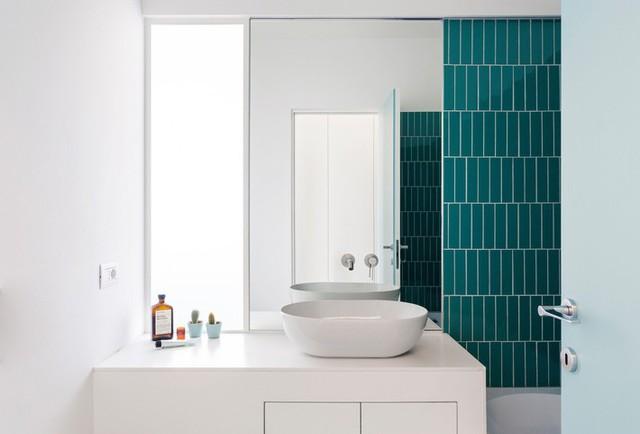 4 gam màu hot trend cho phòng tắm nếu không thử chắc chắn bạn sẽ hối tiếc - Ảnh 1.