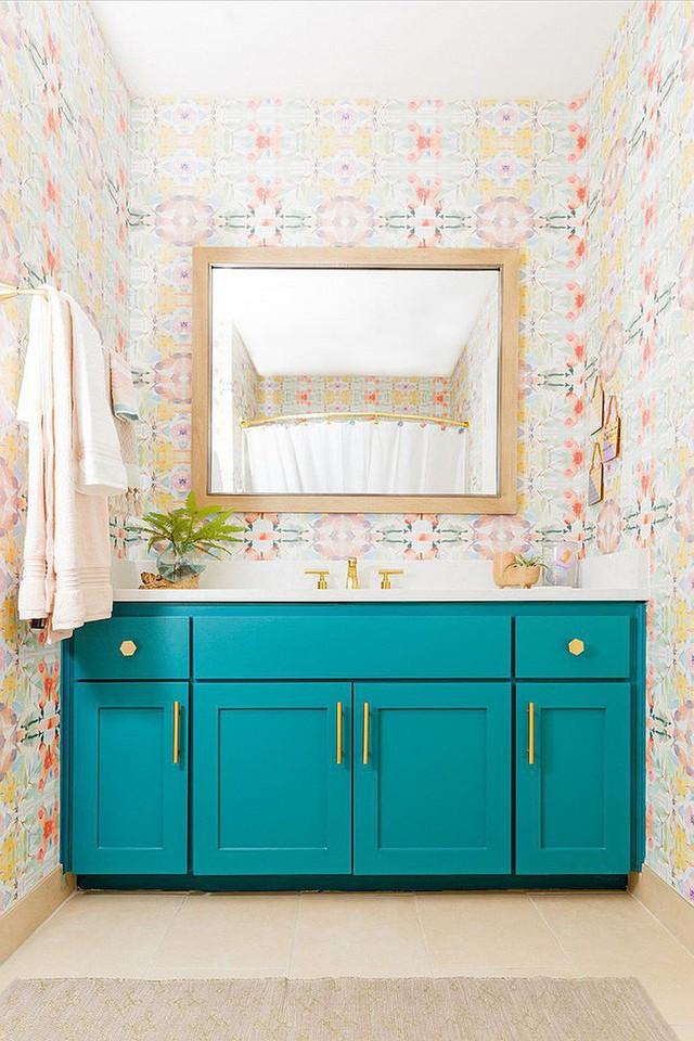 4 gam màu hot trend cho phòng tắm nếu không thử chắc chắn bạn sẽ hối tiếc - Ảnh 2.