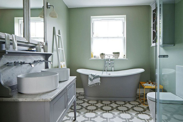 4 gam màu hot trend cho phòng tắm nếu không thử chắc chắn bạn sẽ hối tiếc - Ảnh 20.