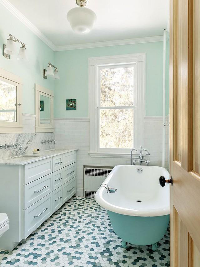 4 gam màu hot trend cho phòng tắm nếu không thử chắc chắn bạn sẽ hối tiếc - Ảnh 3.