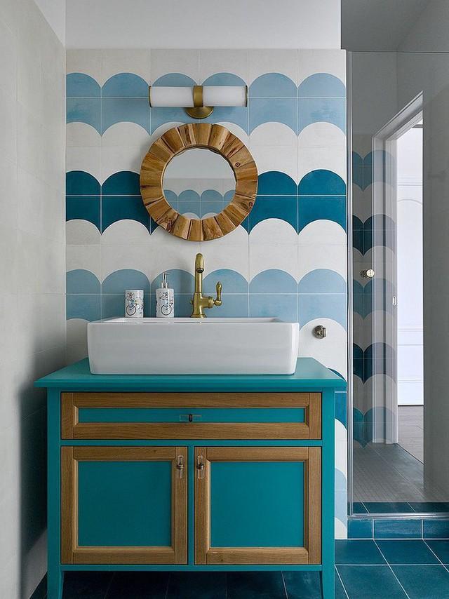 4 gam màu hot trend cho phòng tắm nếu không thử chắc chắn bạn sẽ hối tiếc - Ảnh 4.