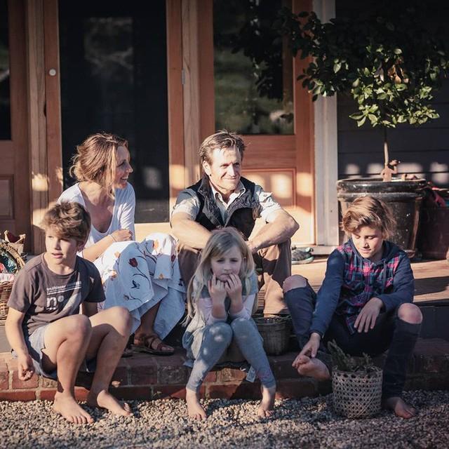 Gia đình 5 người quyết tâm không trở lại thành phố vì quá yêu thích cuộc sống nhà vườn ở nông thôn - Ảnh 4.