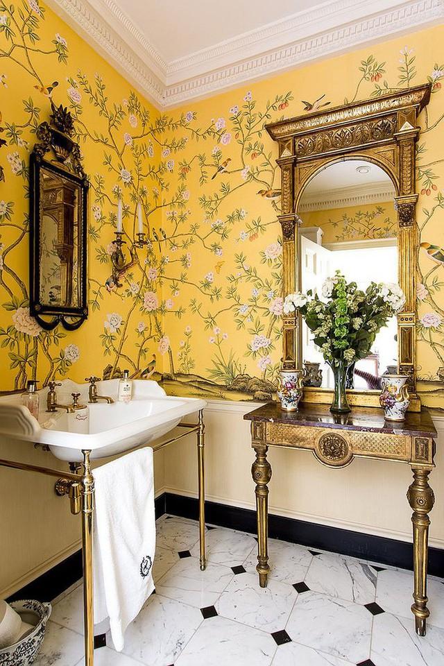 4 gam màu hot trend cho phòng tắm nếu không thử chắc chắn bạn sẽ hối tiếc - Ảnh 8.