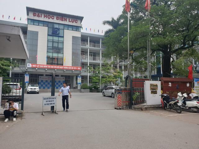 Tiếp vụ lùm xùm tại Đại học Điện lực: Bộ Công thương tiến hành thanh tra, khẳng định làm triệt để - Ảnh 2.