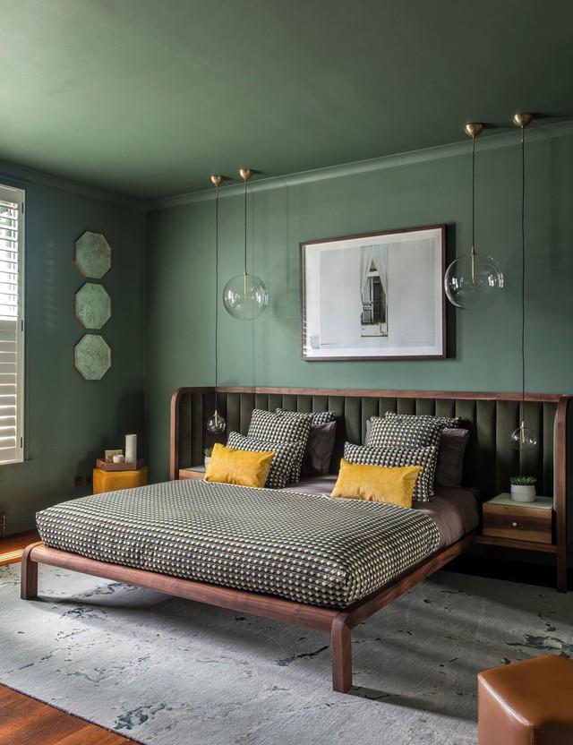 Phòng ngủ màu xanh sẽ mang đến nguồn năng lượng tích cực cho cuộc sống của bạn - Ảnh 1.