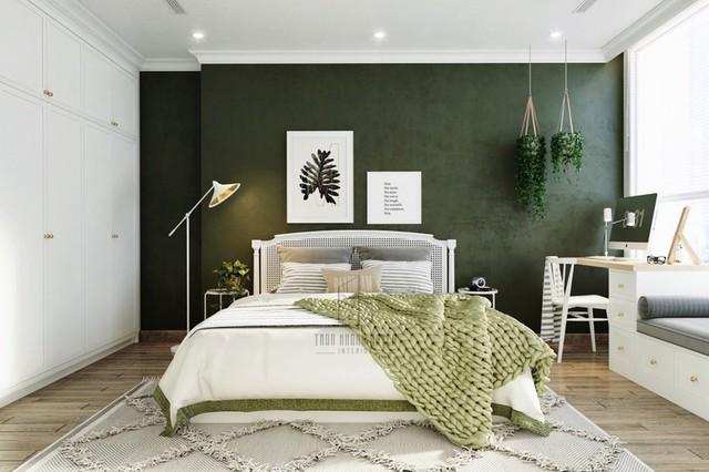 Phòng ngủ màu xanh sẽ mang đến nguồn năng lượng tích cực cho cuộc sống của bạn - Ảnh 12.