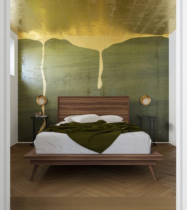 Phòng ngủ màu xanh sẽ mang đến nguồn năng lượng tích cực cho cuộc sống của bạn - Ảnh 14.