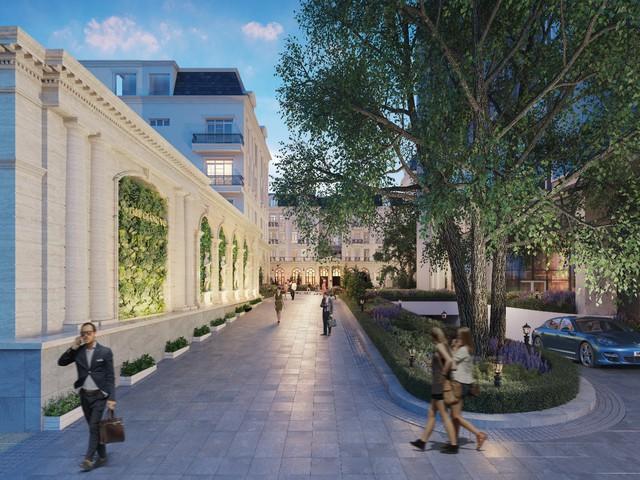 Grandeur Palace - Giảng Võ tái định nghĩa bất động sản cao cấp - Ảnh 3.