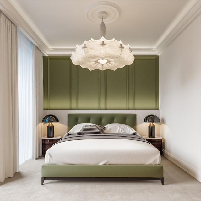 Phòng ngủ màu xanh sẽ mang đến nguồn năng lượng tích cực cho cuộc sống của bạn - Ảnh 3.