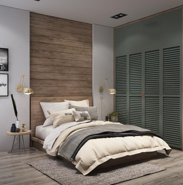 Căn hộ 25m2 có cách sắp xếp nội thất cực kỳ thông minh - Ảnh 5.