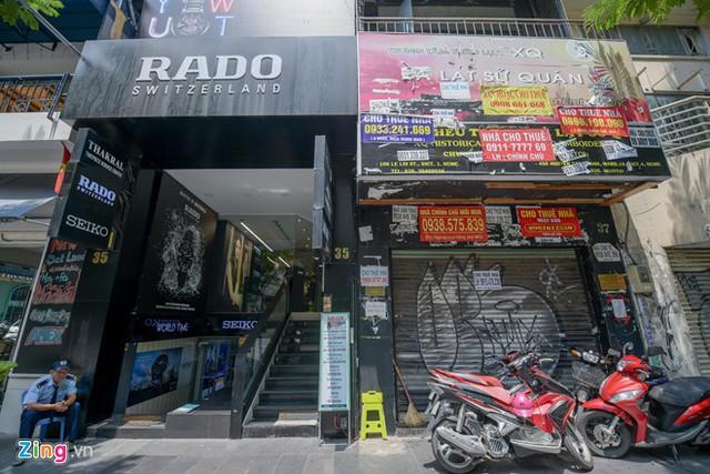 Nhà mặt phố quận Hoàn Kiếm rao bán hơn nửa tỷ đồng/m2, cao hơn quận 1 - Ảnh 1.
