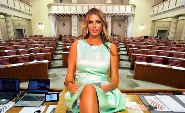 Cựu người mẫu Playboy tranh cử tổng thống - Ảnh 2.