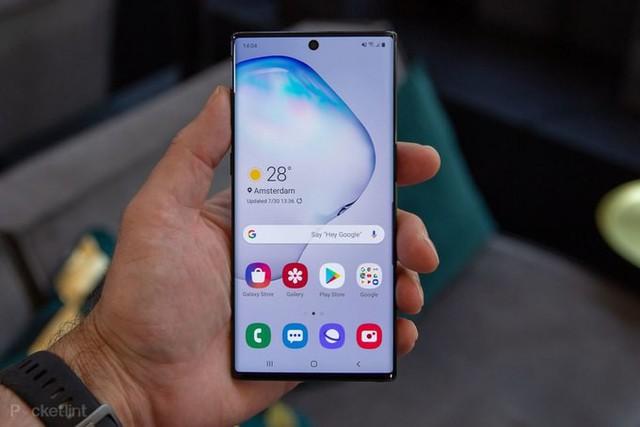 7 smartphone có màn hình đẹp nhất - Ảnh 5.