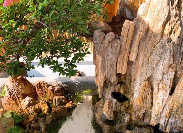 Ông xã Lê Phương tự làm bể cá xinh xắn đặt trong nhà cho hai con - Ảnh 5.