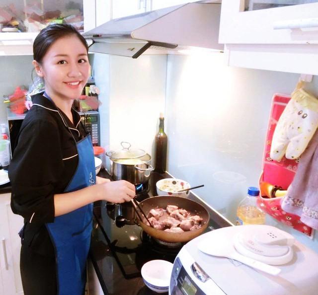 Văn Mai Hương sắp là gái có chồng: Giỏi nấu ăn thế này, ông xã chắc chắn sẽ càng mê  - Ảnh 3.