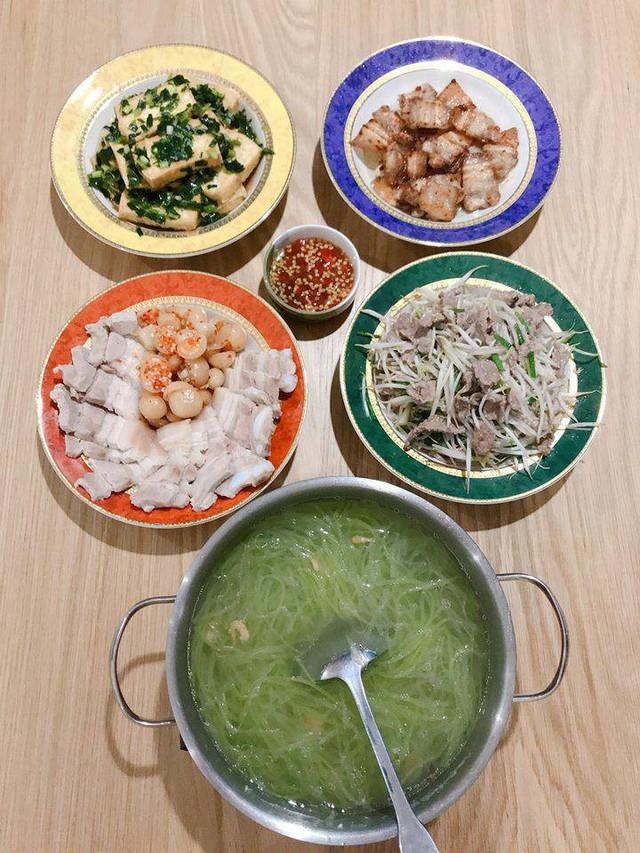 Văn Mai Hương sắp là gái có chồng: Giỏi nấu ăn thế này, ông xã chắc chắn sẽ càng mê  - Ảnh 6.