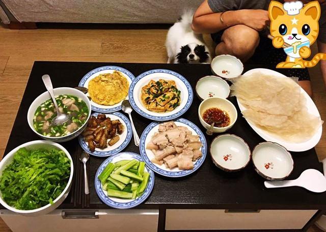Văn Mai Hương sắp là gái có chồng: Giỏi nấu ăn thế này, ông xã chắc chắn sẽ càng mê  - Ảnh 8.