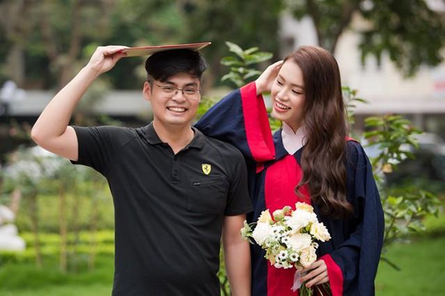 9X từng thi Hoa hậu Việt Nam tốt nghiệp xuất sắc ĐH Ngoại thương - Ảnh 1.