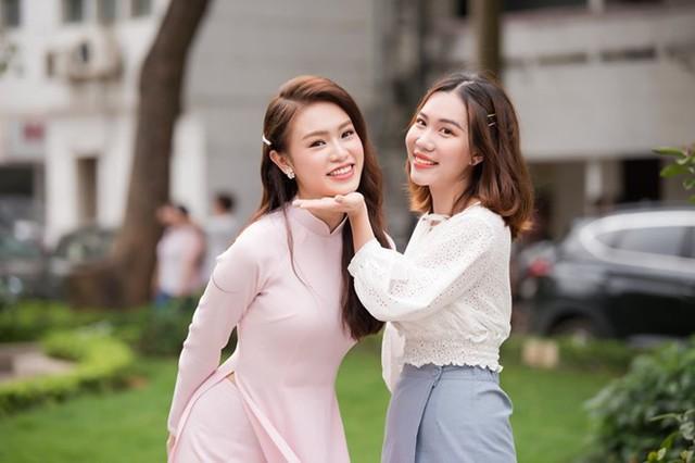9X từng thi Hoa hậu Việt Nam tốt nghiệp xuất sắc ĐH Ngoại thương - Ảnh 2.