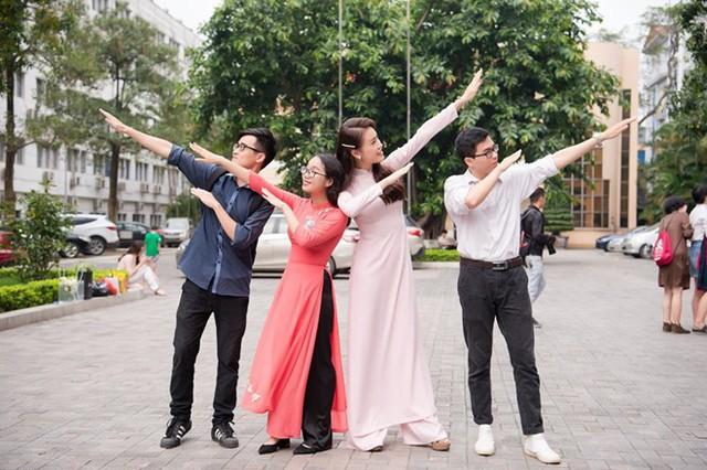 9X từng thi Hoa hậu Việt Nam tốt nghiệp xuất sắc ĐH Ngoại thương - Ảnh 3.