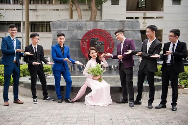9X từng thi Hoa hậu Việt Nam tốt nghiệp xuất sắc ĐH Ngoại thương - Ảnh 4.
