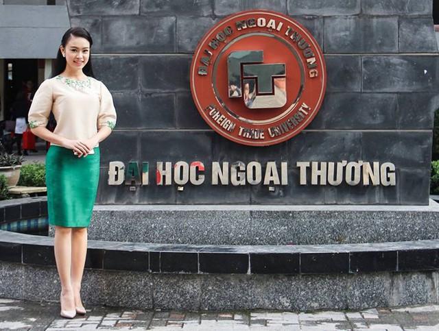 9X từng thi Hoa hậu Việt Nam tốt nghiệp xuất sắc ĐH Ngoại thương - Ảnh 6.