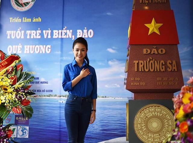 9X từng thi Hoa hậu Việt Nam tốt nghiệp xuất sắc ĐH Ngoại thương - Ảnh 8.