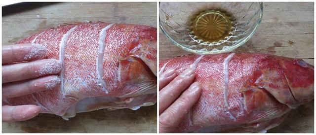 Làm cá hấp mà bị tanh chắc hẳn bạn đã thiếu bước này, thêm đủ bước cá sẽ thơm lừng  - Ảnh 1.