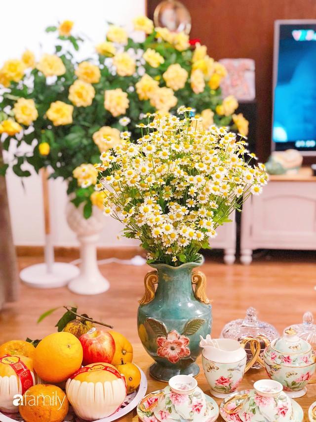 Ngày 20/10 ghé thăm không gian sống quanh năm thơm ngát hương hoa của người phụ nữ Hà Thành - Ảnh 11.