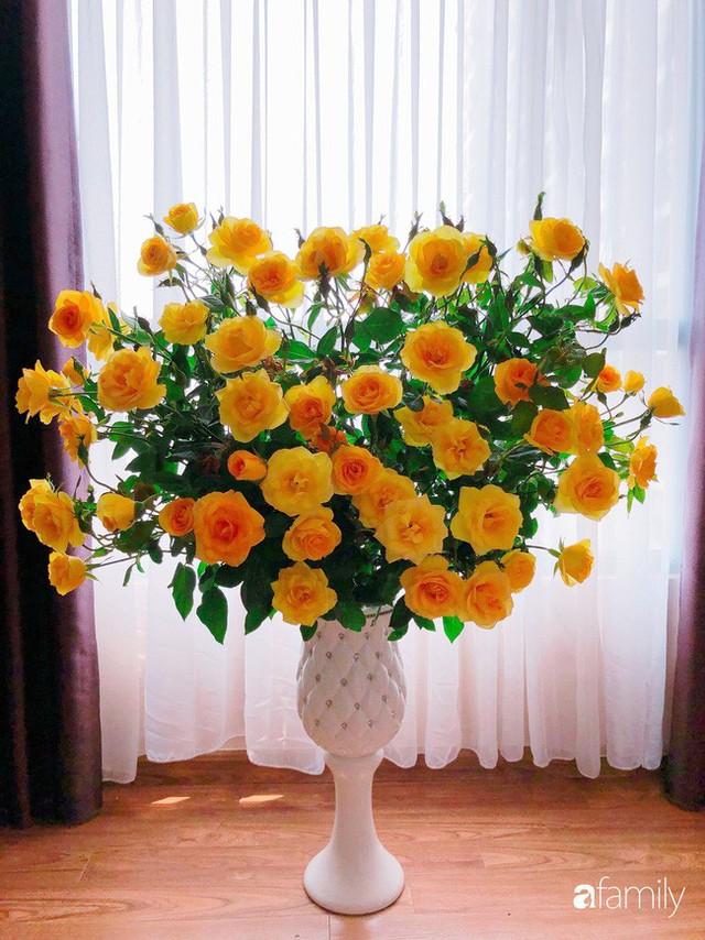 Ngày 20/10 ghé thăm không gian sống quanh năm thơm ngát hương hoa của người phụ nữ Hà Thành - Ảnh 14.