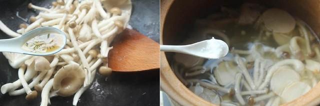 Học ngay cách nấu canh nấm vừa ngon vừa bổ dưỡng - Ảnh 3.
