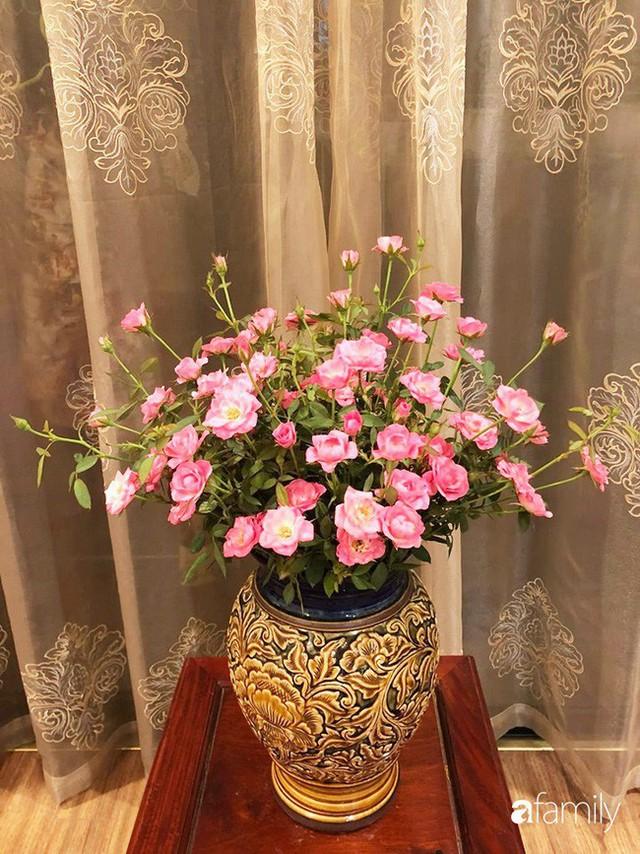 Ngày 20/10 ghé thăm không gian sống quanh năm thơm ngát hương hoa của người phụ nữ Hà Thành - Ảnh 26.