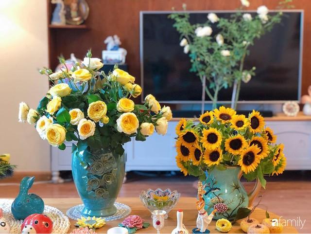 Ngày 20/10 ghé thăm không gian sống quanh năm thơm ngát hương hoa của người phụ nữ Hà Thành - Ảnh 27.