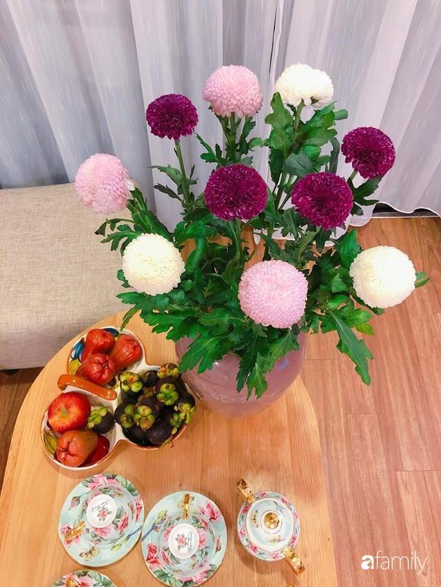 Ngày 20/10 ghé thăm không gian sống quanh năm thơm ngát hương hoa của người phụ nữ Hà Thành - Ảnh 30.