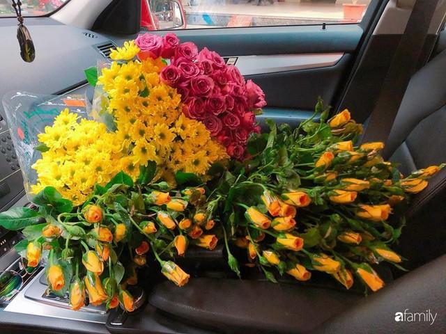 Ngày 20/10 ghé thăm không gian sống quanh năm thơm ngát hương hoa của người phụ nữ Hà Thành - Ảnh 32.