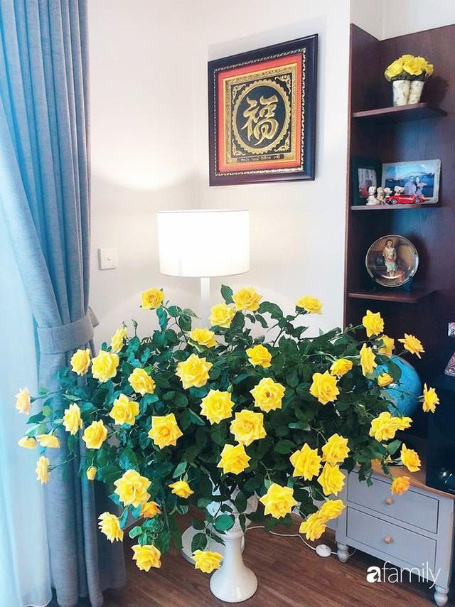 Ngày 20/10 ghé thăm không gian sống quanh năm thơm ngát hương hoa của người phụ nữ Hà Thành - Ảnh 40.