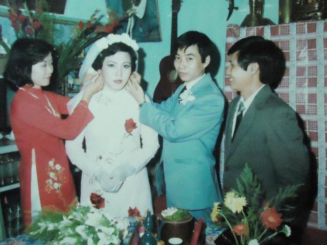 Hot girl Sài Gòn và đám cưới hoành tráng 30 năm trước: Màn cướp người yêu ngoạn mục nhờ cái quỳ gối cùng lời dọa dẫm của chàng trai quá si tình - Ảnh 10.