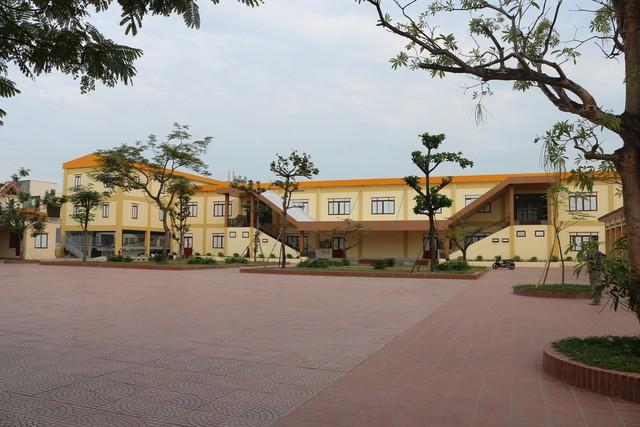 Huyện An Dương, Hải Phòng: Bất thường những khoản thu của một trường tiểu học - Ảnh 1.