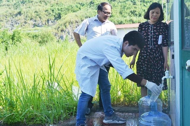 Tin mới nhất liên quan đến chất lượng nước sông Đà cung cấp cho người dân Thủ đô - Ảnh 2.