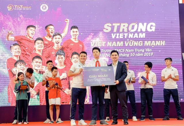 Strong Vietnam 2019 khép lại với nhiều cảm xúc - Ảnh 2.