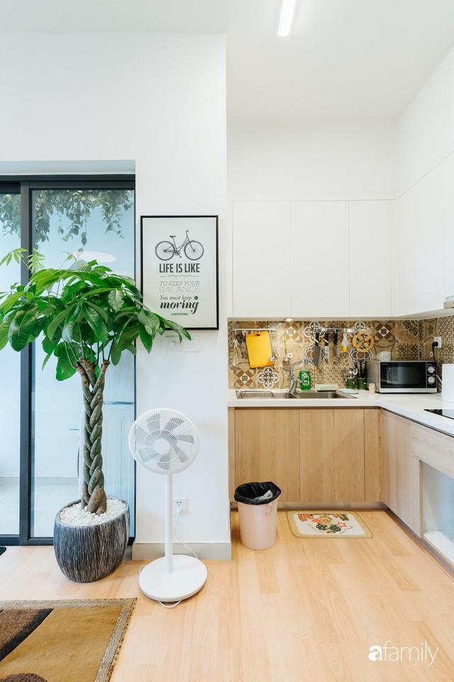 Căn hộ nhỏ thiết kế theo phong cách Nhật của cặp vợ chồng trẻ yêu thích cuộc sống an yên ở Hà Nội - Ảnh 11.