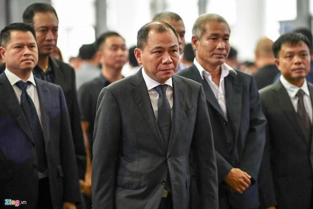 Dòng người tiễn biệt Thứ trưởng GD&ĐT Lê Hải An - Ảnh 13.