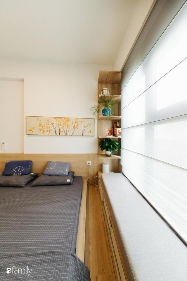Căn hộ nhỏ thiết kế theo phong cách Nhật của cặp vợ chồng trẻ yêu thích cuộc sống an yên ở Hà Nội - Ảnh 15.