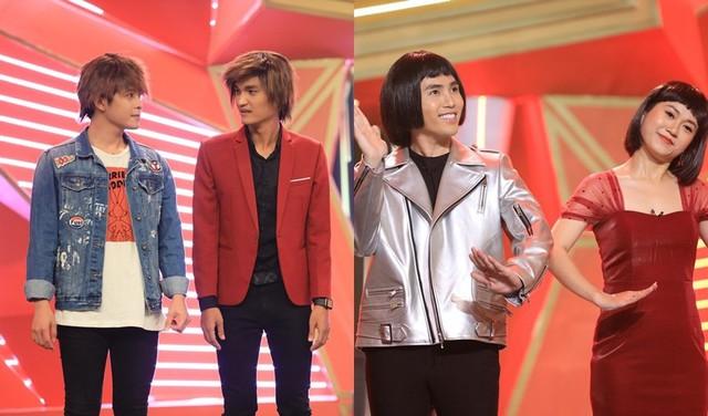 Hari Won không thốt nên lời khi Puka quằn quại hát hit 'Anh cứ đi đi' - Ảnh 3.