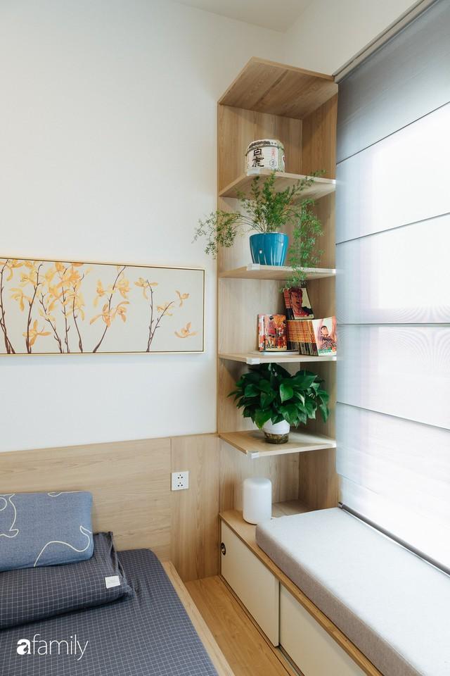 Căn hộ nhỏ thiết kế theo phong cách Nhật của cặp vợ chồng trẻ yêu thích cuộc sống an yên ở Hà Nội - Ảnh 21.